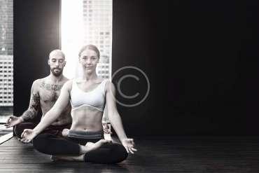 Psychological aspect of practicing yoga